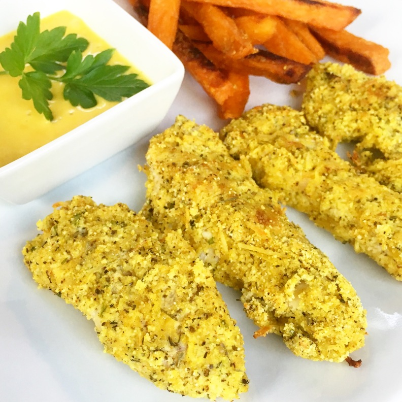 Gluten-Free Chicken Strips