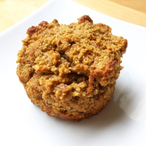 Carrot Muffin Gluten-Free with almond flour