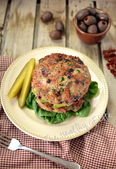 Turkey Burger