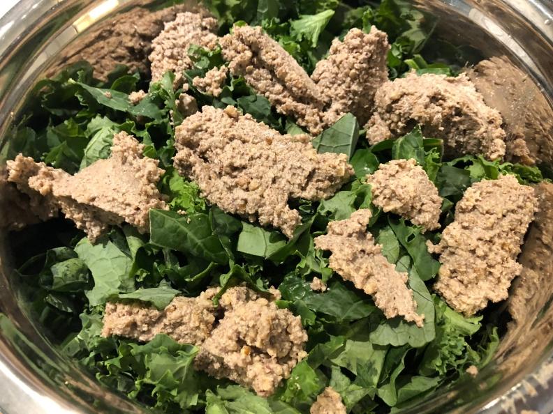 Cheesy Copy Cat Kale Recipe